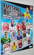 ALBUM TOPPS FUSSBALL 2013-2014 BUNDESLIGA FOOTBALL COMPLET KOMPLETT PANINI