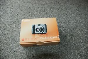 Canon Powershot A710 IS in original box  and instructions