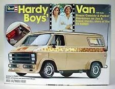 REVELL Model Kit ,      Hardy Boys Van 1.25 scale VINTAGE