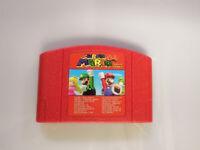 Super Mario 64 Hacks Series 18 in 1 Games N64 Multi-cart NTSC-U/C version