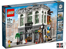 LEGO 10251 CREATOR EXPERT MODULAR BUILDINGS La Banca - Brick Bank