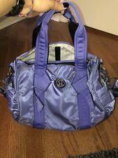 Lululemon Mini Duffel Bag Purple
