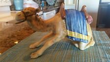 Hummel Goebel camel Figurine Nativity Sitting 9 and half Large repaired leg