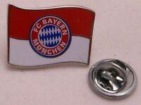 PIN + FC Bayern München + Signet Fahne + Neu + Lizenzware 2016/2017 (13) +