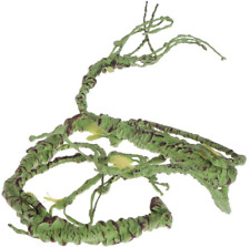 New listing Flexible Bend-A-Branch Jungle Vines Pet Habitat Decor Reptile Plants Terrarium