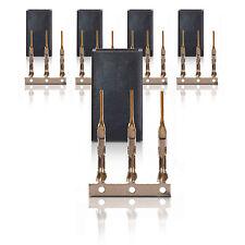 JR Graupner Uni Socket Servo socket Gold contact 5 pcs. partCore 100070
