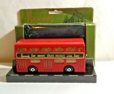 MATCHBOX HARRODS PROMOTIONAL THE LONDONER LONDON BUS - K-15 - BOXED