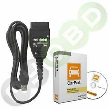 CarPort Software Vollversion + Diagnose Interface Für VAG VW Audi Seat Skoda