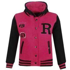 Sweats et vestes à capuches rose pour fille de 7 à 8 ans
