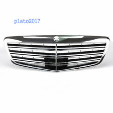 For 07-13 Mercedes Benz W221 S-Class AMG Style Front Hood Grill Grille US