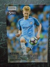 2016 Topps Stadium Club Soccer Kevin De Bruyne Rookie card #75 Manchester City
