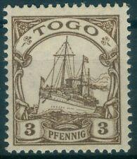 Deutsche Kolonien Togo 20  , ** ,  * ,