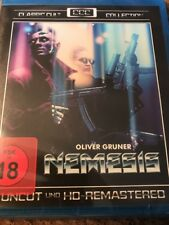 Nemesis (Blu Ray) Classic Cult Collection FAST SHIPPING New