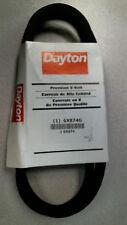 """Dayton 6X874G V Belt 55"""" Premium V-Belt, B52, NEW"""