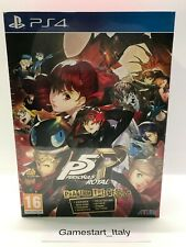 PERSONA 5 ROYAL PHANTOM THIEVES EDITION COLLECTOR'S LIMITED - PS4 - NEW SEALED