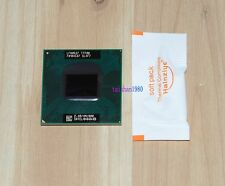 Intel Core 2 Duo T7700 2.4 GHz 800MHz  Processor Socket P  CPU SLAF7 SLA43
