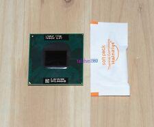 Intel Core 2 Duo T7700 2.4 GHz 800MHz  Processor Socket P  CPU SLAF7 SLA43