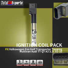 Ignition Coil For Volkswagen Golf Transporter Touareg Audi TT Q7 A3 02-10 3.2L