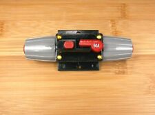 BBT Waterproof Marine Grade Manual Reset 50 amp Circuit Breaker