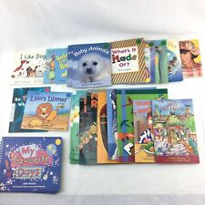 Rigby Literacy Emergent Readers Levels 3-9 Plus Misc 26 Books 19 Titles
