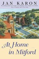 At Home in Mitford A Mitford Novel Book 1 by Jan Karon Hardcover Free Shipping
