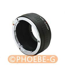 Leica R lens to Micro 4/3 m4/3 Adapter fo E-P2 E-P3 G1 GF1 GH1 G2 GF2 GH2 G3 GF3