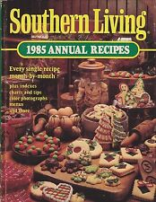 1985 Southern Living 1985 Annual Recipes (1985, Hardcover) Every Recipe For 1985