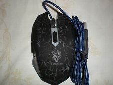 Liger Gaming Mouse Game Mouse Mice for PC, 6 Buttons, up to 3200 DPI -...
