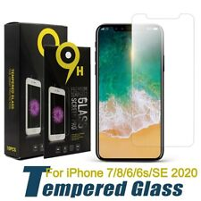 """iPhone 7/ 8/ 6/ 6s/ SE 2020 Screen Protector LOT Retail Package Screen 4.7"""""""