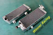 BRACED Aluminum Alloy Radiator KTM 125/200/250/300 SX/XC/EXC/MXC 2008-2015 2011