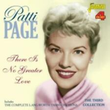 PATTI PAGE: THERE IS NO GREATER LOVE:COMPLETE LANG-WORTH TRANS (CD.)