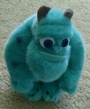 """Disney Small 8"""" Plush Sully From Monsters Inc. New Without Tag"""