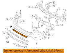 KIA OEM Sorento Rear Bumper-Step Pad Protector Scratch Guard Cover 1UF31AC000