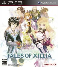 USED PS3 Tales of Xillia Bandai namco entertainment Free Shipping Japan Import