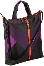Puma Women's Avenue Shoppers shopping Bag Handbag Black-Blackberry 071729 01
