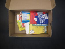 Box Of Stamp Hinges Lifetime Supply Different Makes