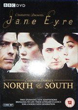 Jane Eyre/North and South (DVD) (2007) Toby Stephens New