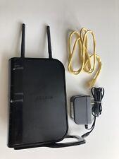 Belkin N+ Wireless Router (F5D8235-4) 300 Mbps 4-Port Gigabit