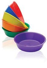 Counting/Sorting Bowl Set of 6 150mm Diameter - finger painting