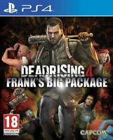 Dead Rising 4 Franks Frank's Big Package PS4 PlayStation 4 Game - New and Sealed