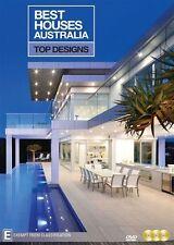 Best Houses Australia - Top Designs (DVD, 2015, 3-Disc Set) BRAND NEW SEALED