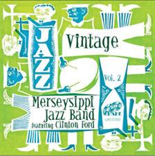 The Merseysippi Jazz Band : Vintage Merseysippi - Volume 2 CD (2011) ***NEW***