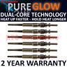 6x Diesel Heater Glow Plugs For BMW 3 5 6 7 Series X3 X5 X6 30 d 35 35d