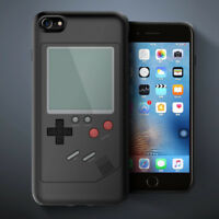 Gameboy Phone Case Back Cover Tetris Game Boy Player For iPhone 7 8 Plus X