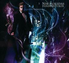 Nik Kolidas : Pandoras Box CD