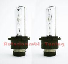 KIT COPPIA BULBI LAMPADE LAMPADINE D2S D2C 35W 6000K FARI XENO XENON HID