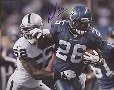 Michael Robinson Seahawks Autographed 8x10 Photo SPH 0032