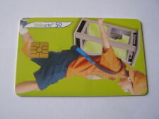 telecarte cabine bagage garcon 1 50u ref phonecote F1322B