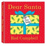 **NEW** - Dear Santa (Board book) 1447223810