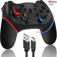 For Nintendo Switch Pro Lite Wireless Controller Gamepad Joypad Joystick Remote